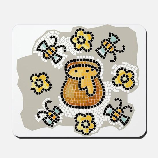 Bees11 Mousepad