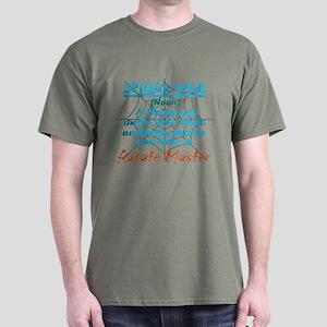 Spider Web Dark T-Shirt