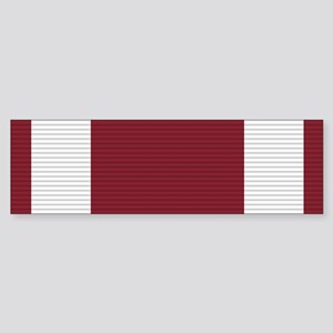 Meritorious Service Medal Sticker (Bumper)