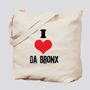 I Heart Da Bronx Tote Bag