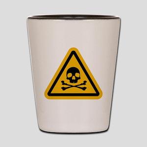 Danger Shot Glass