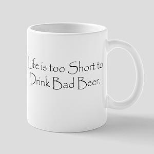 TooShortCPBlack Mug