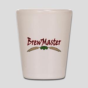 BrewMaster2 Shot Glass