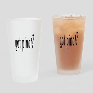 gotPinot Drinking Glass