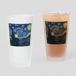WineyNight Drinking Glass