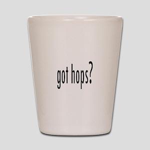 GotHops Shot Glass