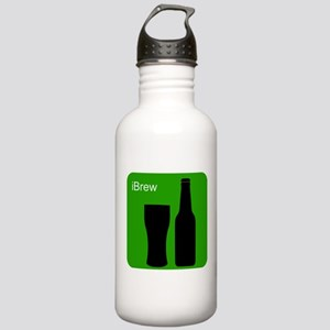 iBrewGreen Stainless Water Bottle 1.0L