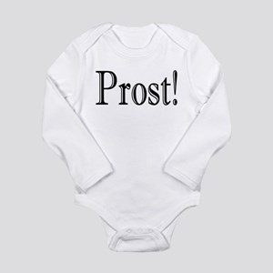 Prost Long Sleeve Infant Bodysuit