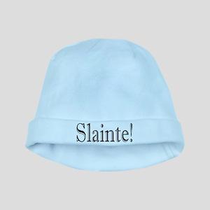 SlainteDark baby hat
