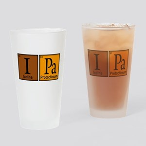 Periodic-Beer Drinking Glass