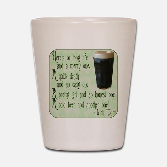 IrishToast.png Shot Glass