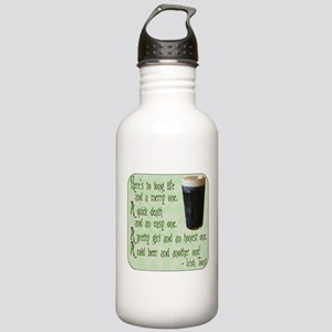 IrishToast Stainless Water Bottle 1.0L