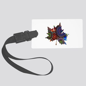 REVEALING THE PATH Luggage Tag