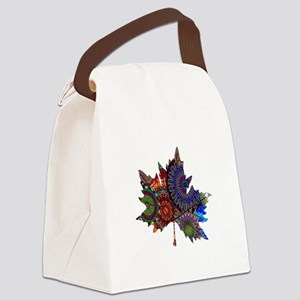REVEALING THE PATH Canvas Lunch Bag