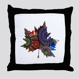 REVEALING THE PATH Throw Pillow
