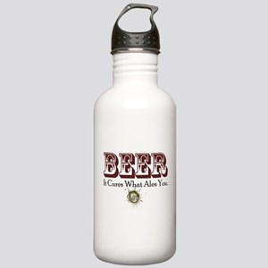 BeerCure Stainless Water Bottle 1.0L
