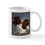 Leaves in Winter Mug