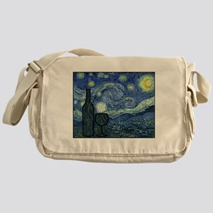 WineyNight Messenger Bag