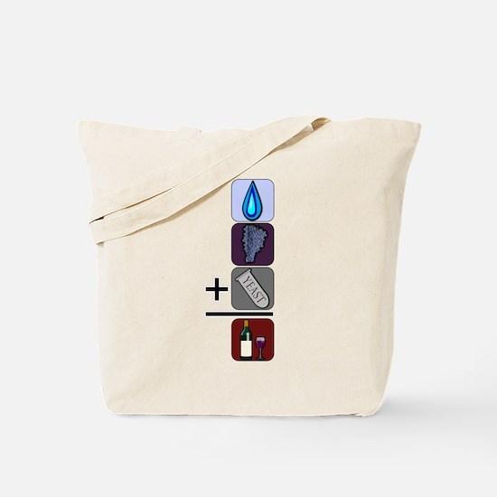 WineFormula.png Tote Bag