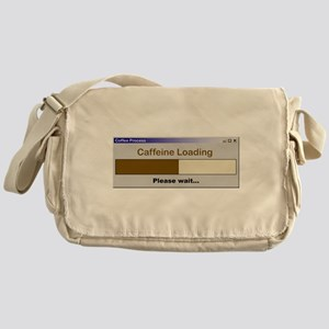 CaffeineLoading Messenger Bag