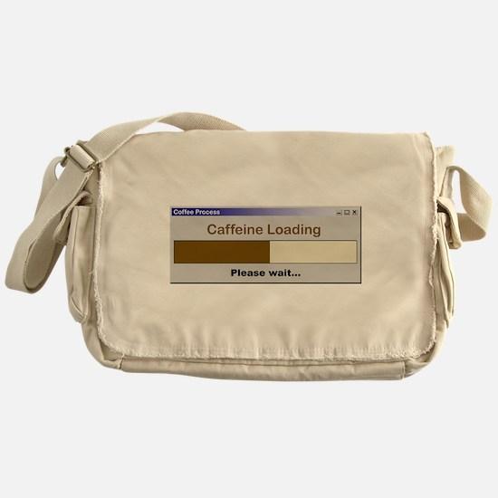 CaffeineLoading.PNG Messenger Bag