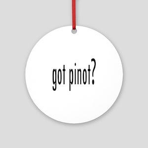 gotPinot Ornament (Round)