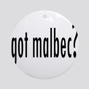 got malbec Ornament (Round)