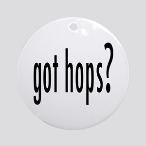 GotHops Ornament (Round)