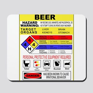 CrossingTheAle-ware Mousepad