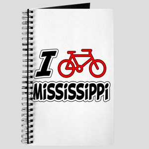 I Love Cycling Mississippi Journal