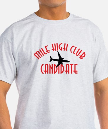 Mile High Candidate T-Shirt