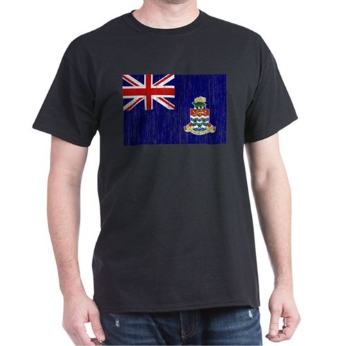 Cayman Islands Flag T-Shirt