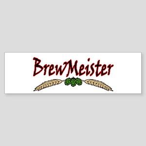 BrewMeister Sticker (Bumper)