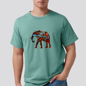WISDOM WAVE Mens Comfort Colors Shirt