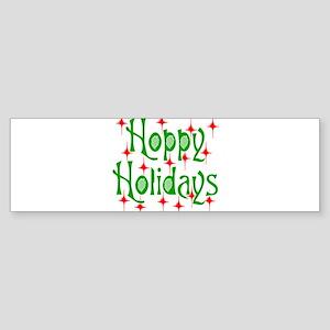 HoppyHolidays Sticker (Bumper)