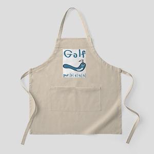 Golf1 BBQ Apron