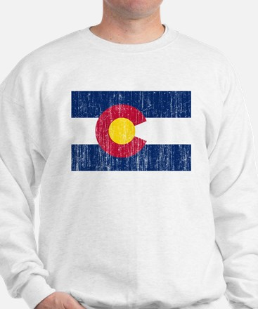 Colorado Flag Sweater