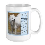 Samoyed Large Mug