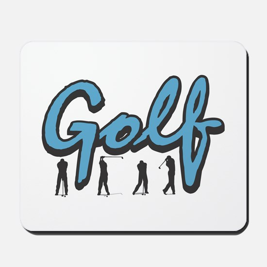 Golf4 Mousepad