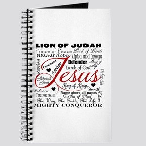 The Name of Jesus Journal