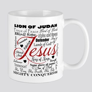 The Name of Jesus Mug