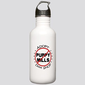 Adopt Don't Shop Stainless Water Bottle 1.0L