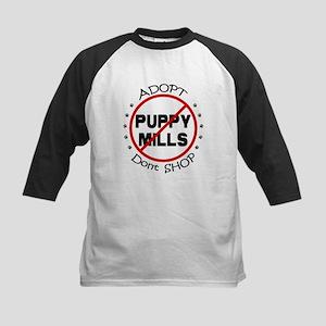 Adopt Don't Shop Kids Baseball Jersey