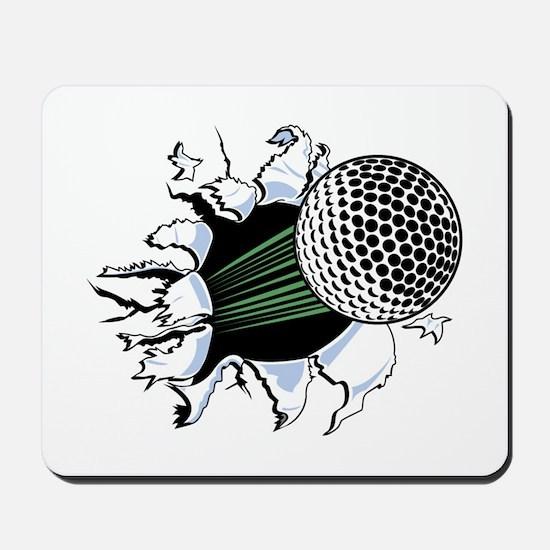 Golf5 Mousepad