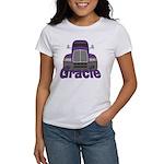 Trucker Gracie Women's T-Shirt