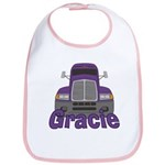 Trucker Gracie Bib