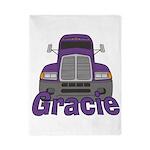 Trucker Gracie Twin Duvet