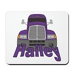 Trucker Hailey Mousepad