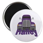Trucker Hailey Magnet