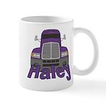 Trucker Haley Mug